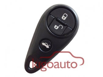 NHVWB1U711 remote fob 3 button 434Mhz for Subaru Tribeca Outback 2007