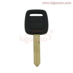 Transponder key blank NSN19 for Subaru FORESTER IMPREZA