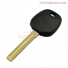 Transponder Key blank TOY40 long for Lexus ES300 LX470 SC300 1998 1999 2000