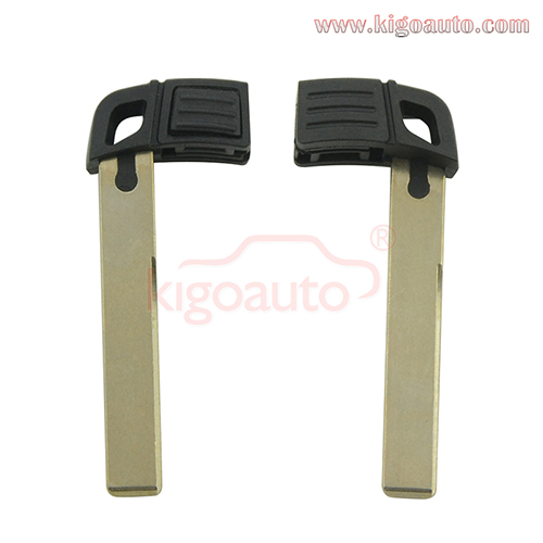 Smart key blade for BMW 3 series