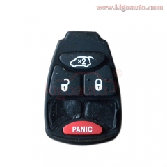 Chrysler remote pad 4button