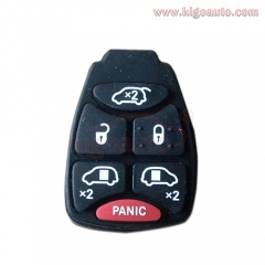 Chrysler remote pad 6button