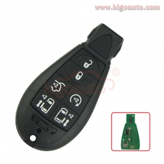#10 fobik key remote 68066859AD 6 button 434Mhz for Caliber Grand Cherokee