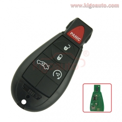 #3 M3N5WY783X fobik key 434Mhz for Dodge Challenger 2009 2010 2011