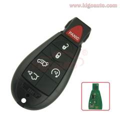 #7 M3N5WY783X fobik key 434Mhz for Jeep Commander 2008-2010