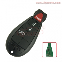 #2 M3N5WY783X fobik key 434Mhz for Dodge RAM Journey 2009 2010 2011