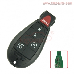 #5 M3N5WY783X fobik key 434Mhz for Chrysler Town & Country 2008 2009 2010 2011