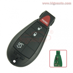 #4 M3N5WY783X fobik key 434Mhz for Dodge Grand Caravan 2008-2012