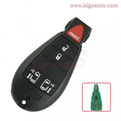 #8 Fobik key remote 434Mhz IYZ-C01C for 2008 2009 2010 2011 2012 Chrysler Town & Country Mini Van
