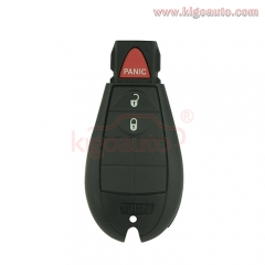GQ4-53T fobik key shell 3 button for Jeep Cherokee 2014 68105081AC