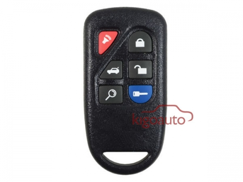 FCC GOH-PCGEN2 Remote control key fob 6 button 433.9Mhz for Hyundai PN 00056-ADU10