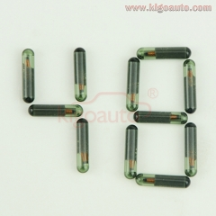 VW Audi 48 glass transponder chip