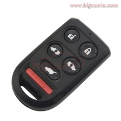 OUCG8D-399H-A Remote key fob 6 button for Honda Odyssey 2005 - 2010