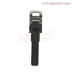Smart key blade for VW Touraeg emergency key