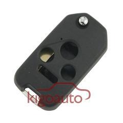 Honda refit key shell 3 button with panic