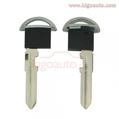 New model smart key blade for Mazda emergency key insert