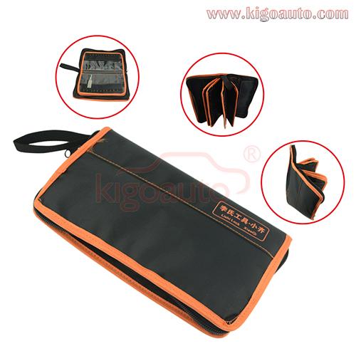 Lishi tool bag