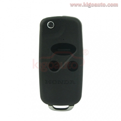 Refit flip key shell 3 button for Honda