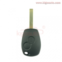 805673071R Remote key 2 button VA6 PCF7961 FSK for Renault