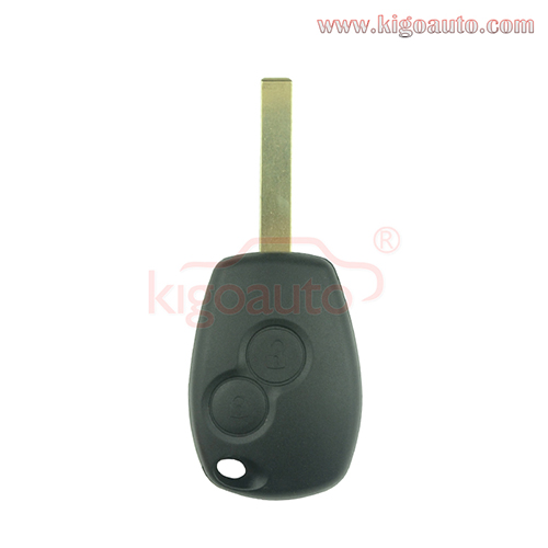PN 805673071R Remote key 2 button 434mhz VA6 blade PCF7961 FSK for Renault