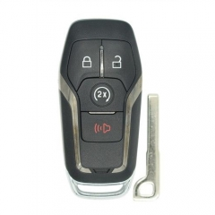 M3N-A2C31243300 smart key case 4 button for Ford Explorer 164-R8140