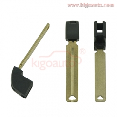 smart key insert emergency key for Toyota Crown 2012