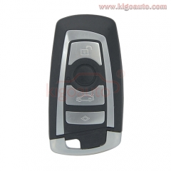 YGOHUF5662 smart key 4 button 315Mhz 434Mhz 868Mhz for BMW F series 2009 2010 2011 2012 4008C-HUF5662
