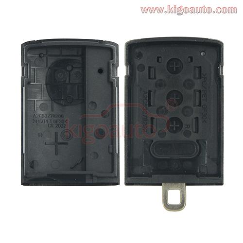 Smart Key Case Shell KR5434760 For Honda Acura ILX 2013-2014