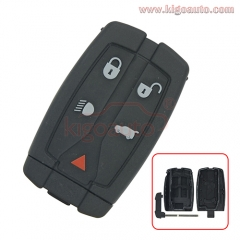 Smart key cover 5 buttton for Landrover LR2