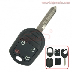 164-R8073 Remote key shell 4 button for Ford