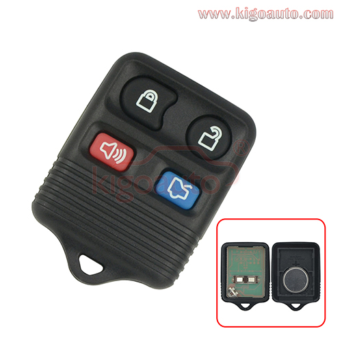 CWTWB1U331/CWTWB1U345 Remote fob 4 button 315Mhz for Ford F150 F250 F350 2L2T-15K601-BA