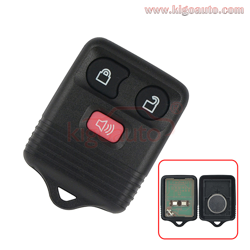CWTWB1U331/CWTWB1U345 Remote fob 3 button 315Mhz for Ford Edge Escape Explorer