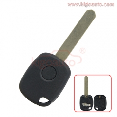 Remote key shell 1 button for Honda
