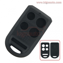 Remote fob shell case 4 button for Honda Odyssey 2001 2002 2003 2004