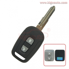 Remote key 2 button 434Mhz for Chevrolet Captiva