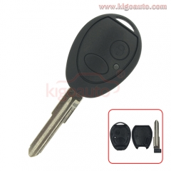Remote key case 2button for Landrover