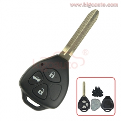 TOKAI RIKA Remote key 3 button 434Mhz TOY43 for Toyota HILUX