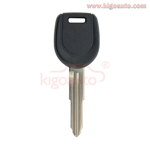 Transponder key blank  MIT11/MIT14/MIT17 for Mitsubishi Lancer EVO 2003 2004 2005 2006