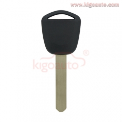 Transponder key blank for Acura