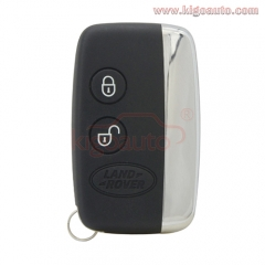 Smart key case 2 button for Landrover Replacement fob Key Shell