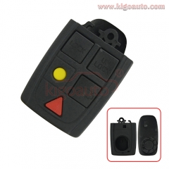 Remote key fob case shell 5 button for VOLVO C30 C70 S40 S80 XC90 5BT T0082
