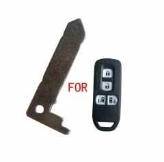 New Emergency key for Honda smart key blade
