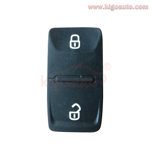 VW 5K0 837 202 AD 2 button pad
