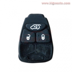 Chrysler remote pad 3 button