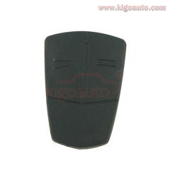 Remote button pad for Opel flip remote key 2 button