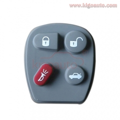 GM remote pad 4 button