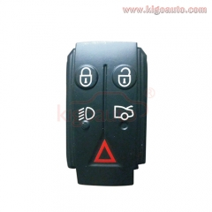 Remote button pad for Jaguar smart key 4 button with panic