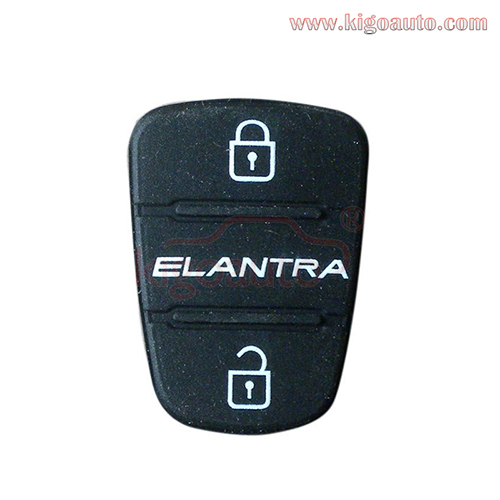 Elantra remote pad for Hyundai 3 button pad