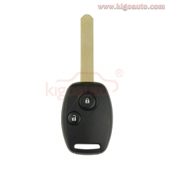 72147-SWA-J0 Remote key 2 button for Honda
