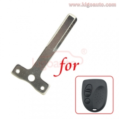 Chevrolet Lumina Holden Commodore VX-VZ-VY remote key blade